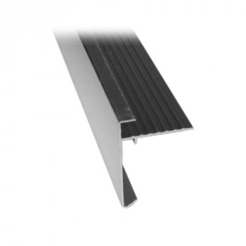 Dakrandprofiel plat 45x45 mm (Lengte 2.5 m)