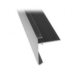 Dakrandprofiel plat 35x35 mm (Lengte 2.5 m)