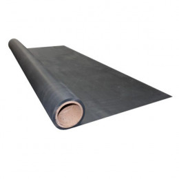 EPDM dakrubber 1.14 mm (Breed: 4.57 m)