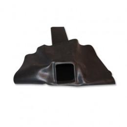 EPDM hemelwaterafvoer 60x80x300 mm met flap 45˚