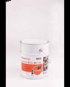 BossCover Liquid Seal reparatie pasta zwart 6 kg