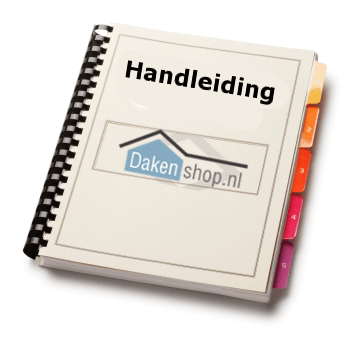 Handleiding van dakenshop om zelf EPDM dakfolie leggen op een dak
